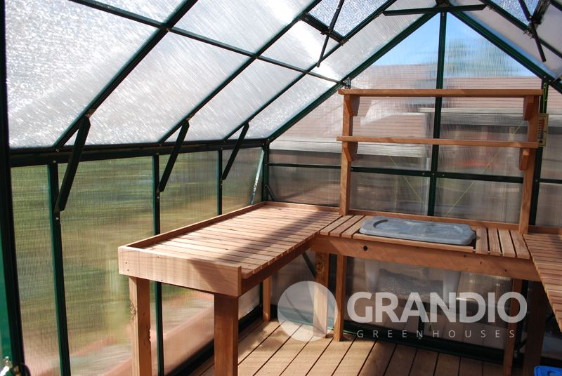 Customer Greenhouse Gallery R Silva Grandio Greenhouses