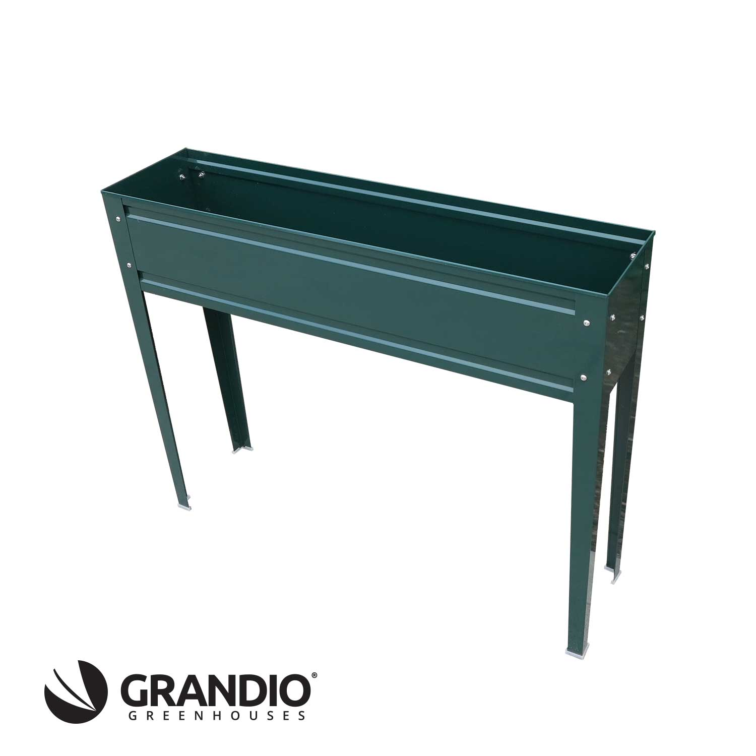 Grandio Tall Elevated Garden Box